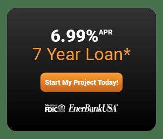 7 Year Loan Button, FDIC, EnerBank USA