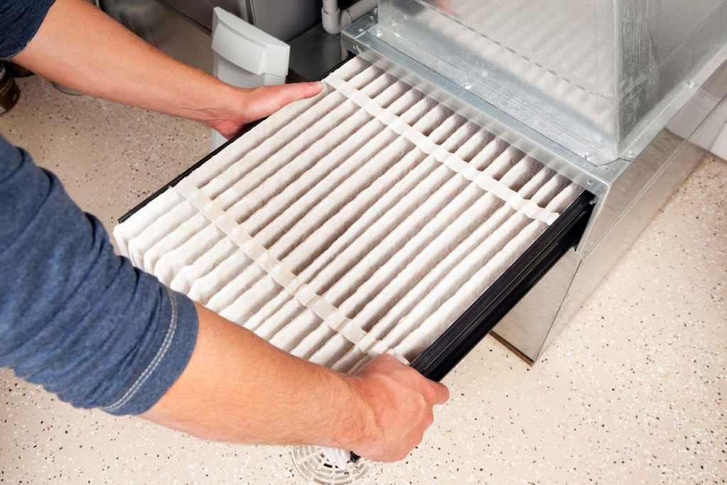What are the different types of Air Conditioning filters for your home?